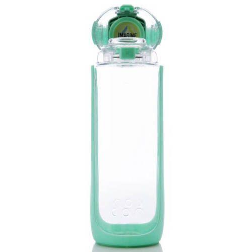 Бутылка Korwater Delta 500 Atomic Punch мятного цвета, фото