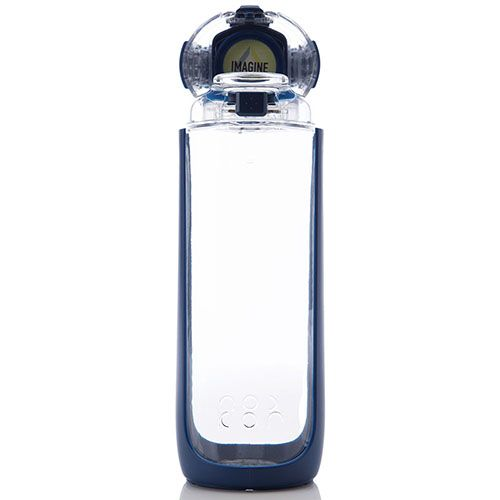 Бутылка Korwater Delta 750 Atomic Punch темно-синего цвета, фото