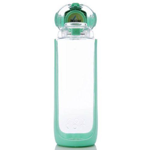Бутылка Korwater Delta 750 Atomic Punch мятного цвета, фото