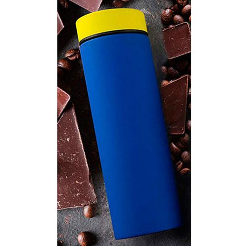 Синий термос Asobu Le Baton, фото
