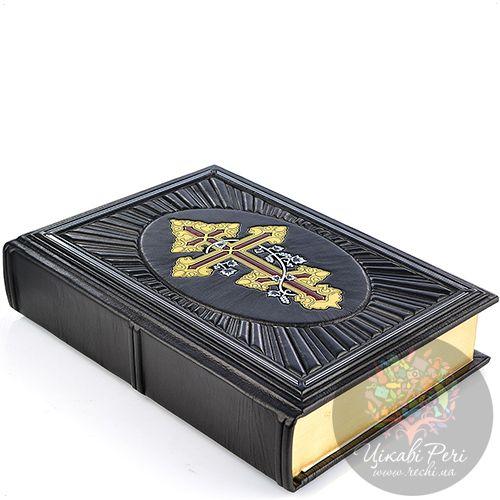 Библия Крест увитый лозой, фото