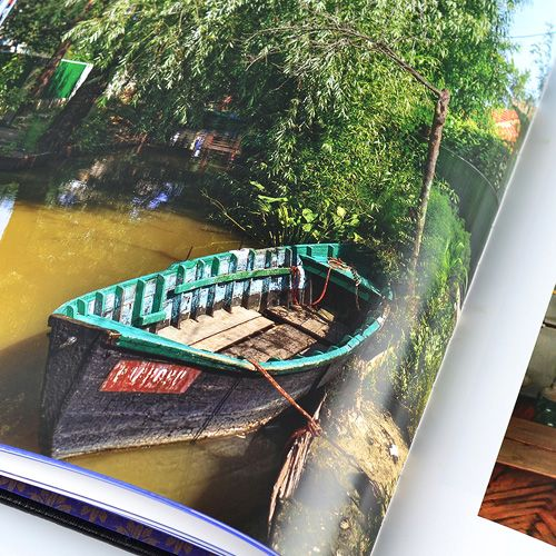 Подарочная книга-фотоальбом Украина в обновленном дизайне, фото