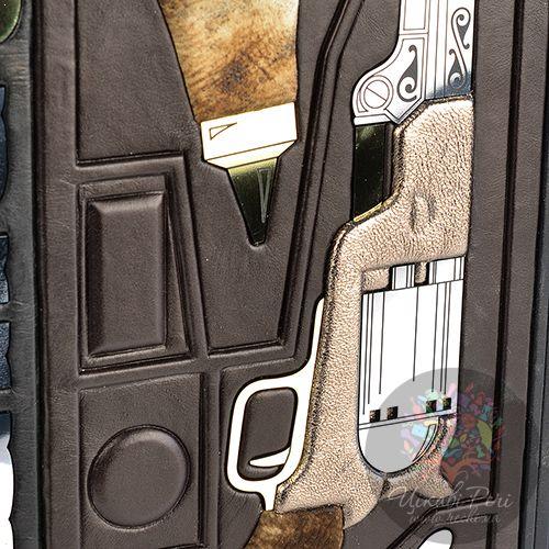 Подарочная книга 1000 видов огнестрельного оружия, фото