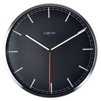 Черные часы Next Time Сompany-stripe, фото