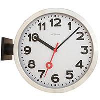 Настенные часы Next Time Station Double, фото