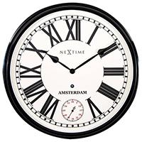 Настенные часы Next Time Amsterdam, фото