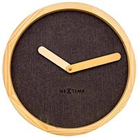 Настенные часы Next Time Calm Brown, фото