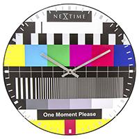 Настенные часы Next Time Testpage Dome, фото