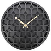 Настенные часы Next Time Discrete, фото