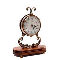 Настольные часы Capanni декорированные животными, фото