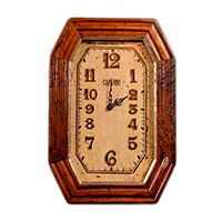 Настенные часы Capanni с ажурными стрелками, фото