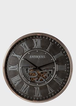 Большие металлические настенные часы Skeleton Clocks в винтажном стиле, фото