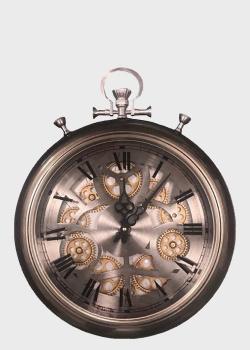 Часы настенные металлические Skeleton Clocks с открытым механизмом, фото