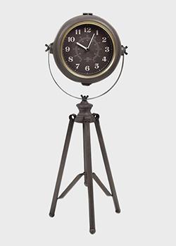 Часы напольные Loft Clocks & Co Pier на треноге , фото