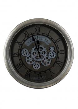 Настенные часы Skeleton Clocks Brighton с открытым механизмом, фото