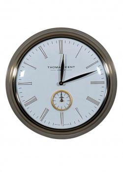Настенные часы Timekeeper Thomas Kent с белым циферблатом, фото