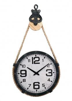 Часы настенные Kensington Station Antique Clocks Parker, фото