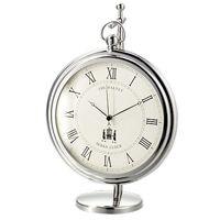 Часы настольные Dalvey Sedan Clock с подставкой, фото