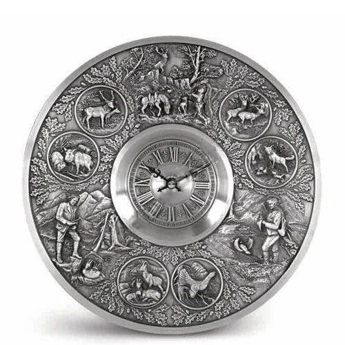 Часы настенные Artina Freischuetz с декором, фото