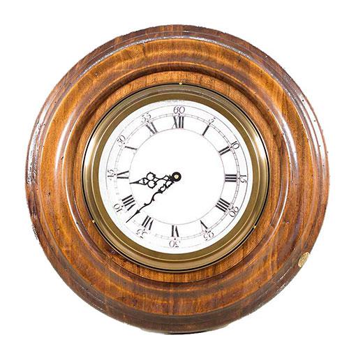 Настенные часы Capanni с циферблатом с арабскими и римскими цифрами, фото
