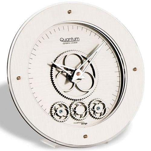 Круглые настольные часы Incantesimo Design Quantum, фото