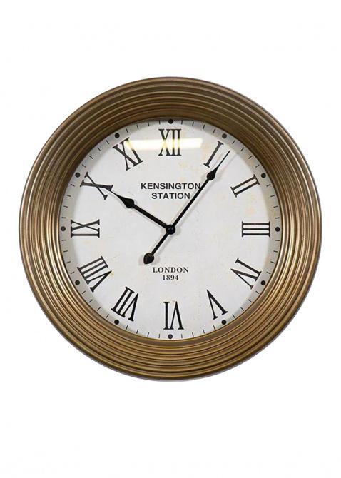 Настенные часы Kensington Station Antique Clocks Julien под старину , фото