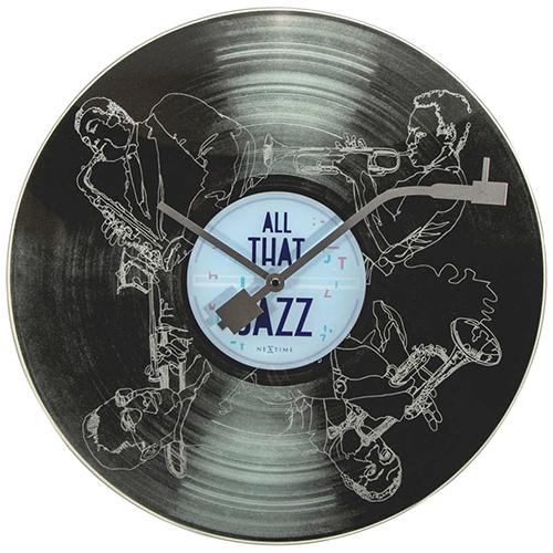 Настенные часы Next Time All the Jazz, фото