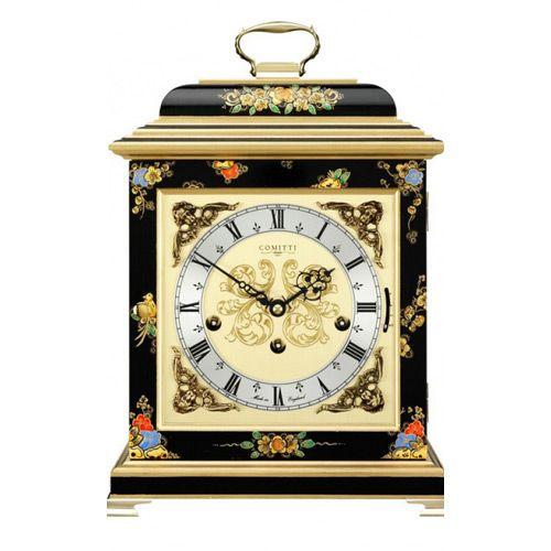 Настольные часы Comitti The Georgian Basket Top in Chinoiserie C4611TCH-B, фото