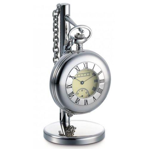 Карманные часы с подставкой Dalvey Half Hunter, фото