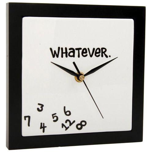 Часы Неважносколько, фото