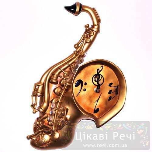 Часы настенные «Джаз», фото