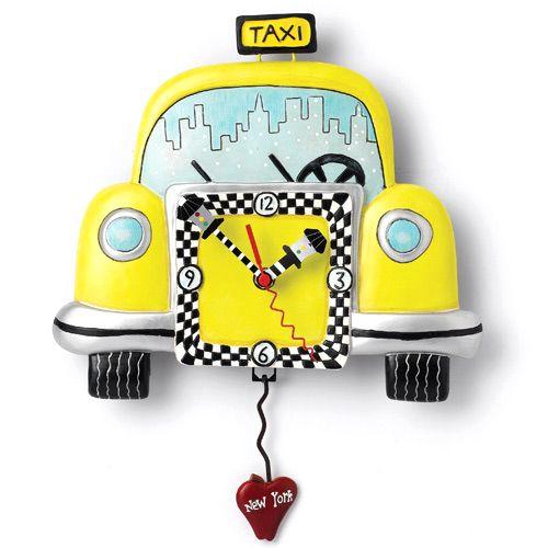 Часы Enesco Такси, фото