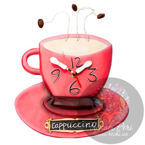Часы Enesco Капучино, фото