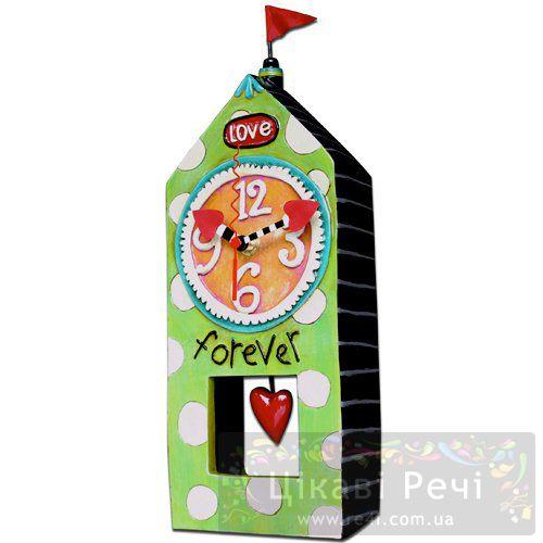 Часы настенные Enesco «Любимый дом», фото