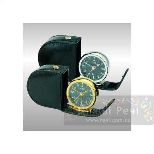 Настольные часы Hilser-Jaccard H1454051 Milan black dial, фото