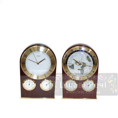 Настольные часы Hilser-Jaccard H1600601 Empire Weather Station, фото