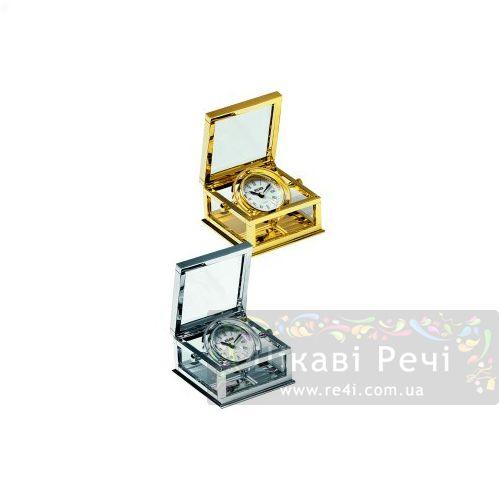 Настольные часы Hilser-Jaccard H3506351 Krystal Box, фото