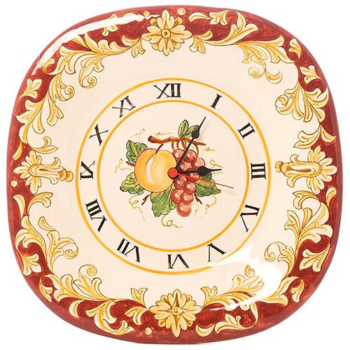 Настенные часы L'Antica Deruta Nature, фото