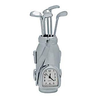 Часы настольные - Сумка для гольфа, фото