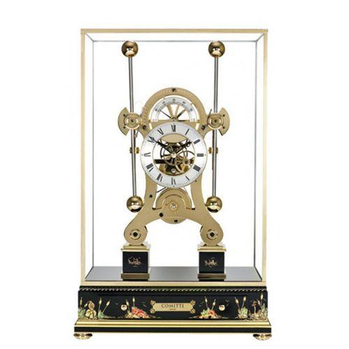 Напольные Сomitti часы Chinoiserie Grasshopper S5616G-B, фото