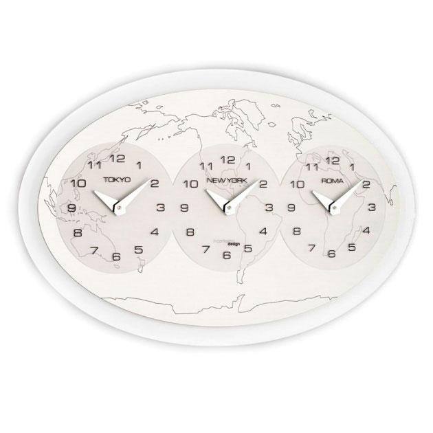 Настенные часы Incantesimo Design Tre Ore Big