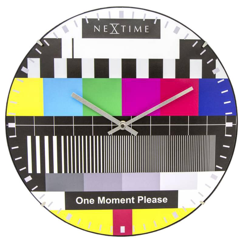 Настенные часы Next Time Testpage Dome