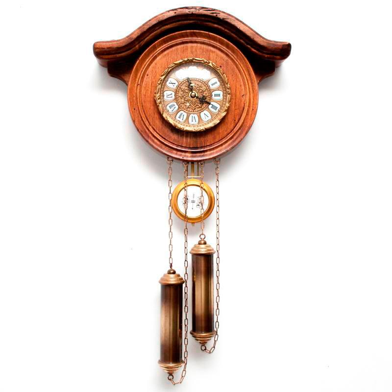 Настенные часы Capanni  с гиревой системой