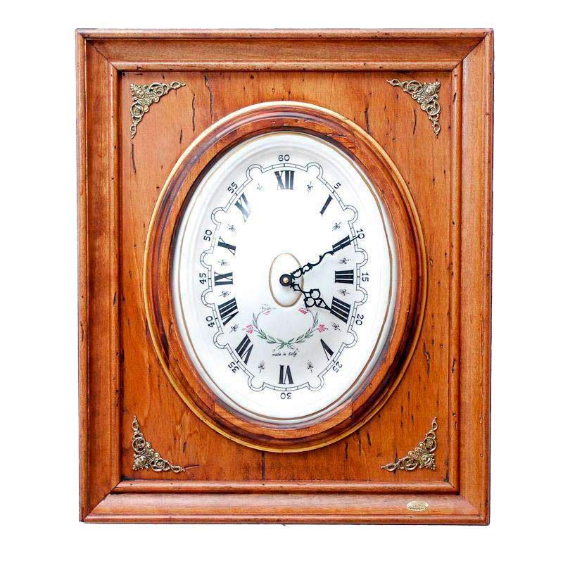 Настенные часы Capanni декорированные рисунком сфинксов