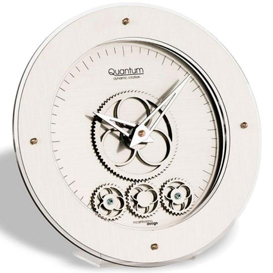 Круглые настольные часы Incantesimo Design Quantum