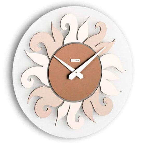 Настенные часы Incantesimo Design Clock Solis