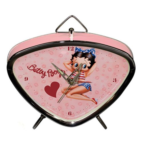 Ретро-будильник Betty Boop