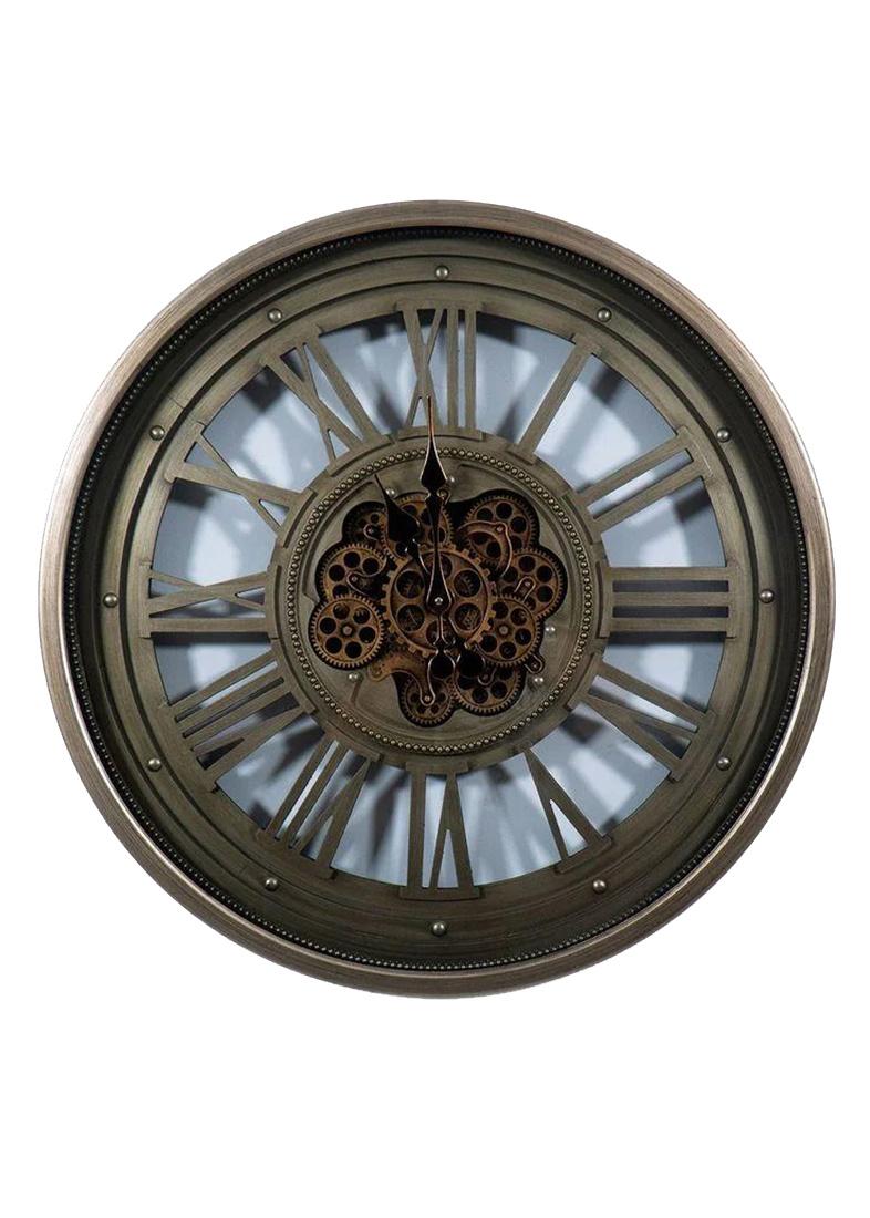 Часы Skeleton Clocks Marinus с открытым механизмом
