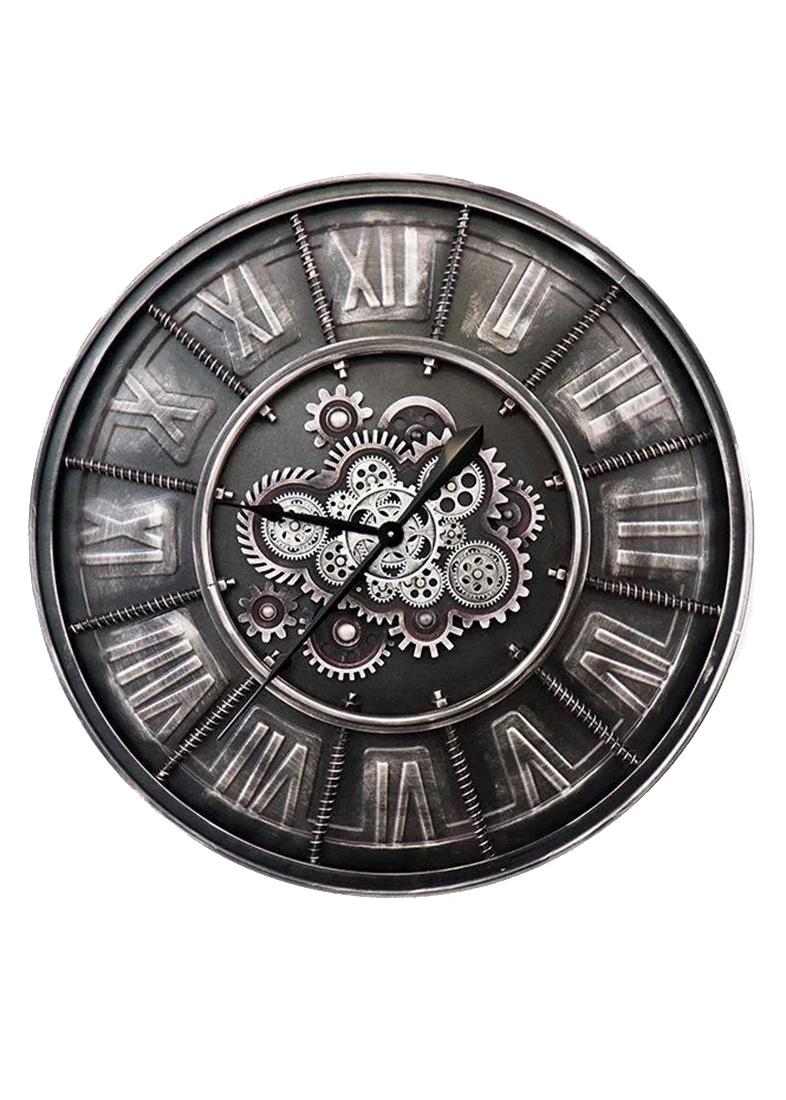Часы настенные Skeleton Clocks Maaike с открытым механизмом