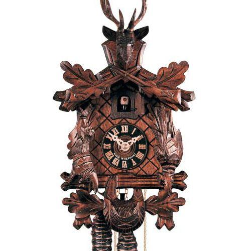 Настенные часы Hoenes с кукушкой 130-n, фото